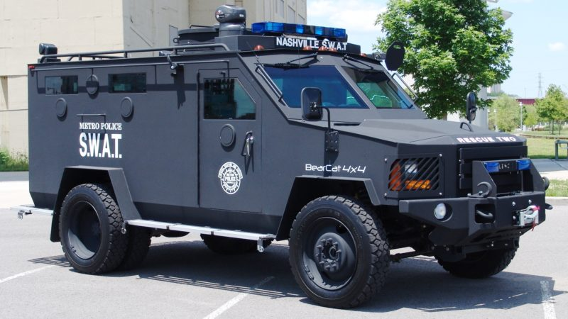 Cops and Leaders Need Swat Cars: 4 Times Beast Vehicles Saved Lives